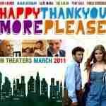 Películas para reflexionar sobre el amor: happythankyoumoreplease