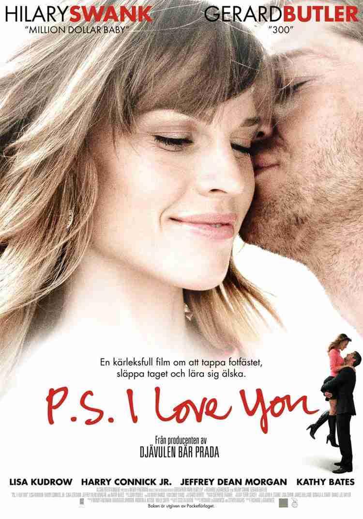 Películas para reflexionar sobre el amor: Posdata te quiero